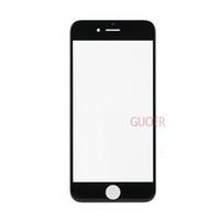 """высокое качество замена ЖК передняя сенсорная панель стекло внешний объектив для iPhone 6 6G 4,7 дюйма / 6 плюс 5,5"""" черный белый цвет"""