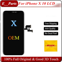 1Pcs For Best quality AAA+ + + iPhone X 10 LCD Display & Touch...