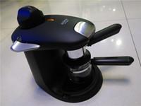TK-184-8, Freies Verschiffen, Kaffeemaschine, Haushalt pumpte halbautomatische Espressohochdruckdampfkaffeemaschine