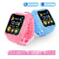 Waterproof Kids K3 children Smart Watch GPS AGPS LBS Safe An...