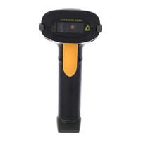Лазерный Сканер Штрих-Кодов Считыватель Штрих-Кодов Одномерный Кабель Ручной Сканер Штрих-Кода Сканер Высокого Разрешения