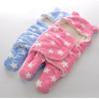 65*75 cm Cartoon Divided sleeping bag Autumn and winter thic...