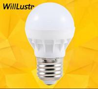 Lampadine a LED E27 Globo Lampadine Lampadine 3W SMD2835 Lampadine a LED Lampadine Calda Bianco Super Bright Light Lampadina a risparmio energetico 110V 220V