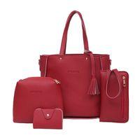 2017 Female Famous Brand Messenger Totes Handbag Pu Leather . 93ade5703fe57