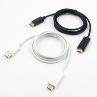 displayport to hdmi cable 1. 8M length male to male multi col...