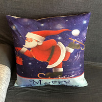 Christmas Pillowcase Bed Waist Throw Pillow Cover Home  New Comfortable High Quality Droship 45cm*45cm 10JUL 31 Pillow Case