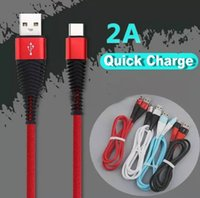Micro USB Cable High Speed Nylon Braided Charging Cables Typ...