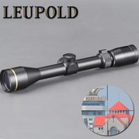 LEUPOLD VX-3 3.5-10x40 Mil-точечный прицел Прицелы Охота Объем ж / Крепления для охоты Airsoft снайперской винтовки