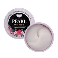 Korea Cosmetics KOELF Pearl & Shea Butter Eye Mask Patch 60p...