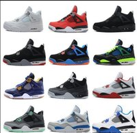 2018 Outdoor sport 4 Basketball Shoes men' s 4s Pure Mon...