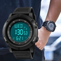 2018 New Men' s Function Large Dial 30M Waterproof Sport...