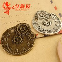 A3778 20*23MM Zinc alloy plating ancient bronze charms metal...