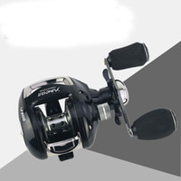 Baitcasting Reel Lure Fishing Wheel Gun Kob Magnetic Brake L...