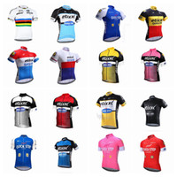 a5472e0a7 QUICK STEP team Cycling Short Sleeves jersey New arrival Wholesale Price Summer  Discount Cycling Jerseys Short Sleeve Q42015