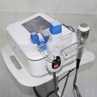 2in1 Портативная кожа Cool Factional RF Радиочастотная машина для красоты RF RF РЧ снимающий механизм для удаления морщин для морщин кожа Rejuvenaiton