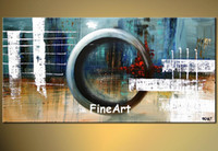handmade large abstract paintings on canvas beautiful artwor...