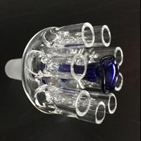 New Revolver bowl 8 shots glass bowl for glass bong smoking ...