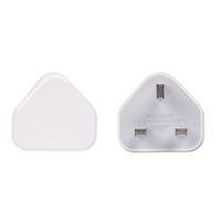 OEM 흰색 영국 플러그 USB 충전기 AC 벽 충전기는 iPhoneX / 8 / 8Plus / 7 / 7Plus / 6s / 6 + DHL freeshipping 200pcs / lot에 대 한 USB 전원 어댑터 충전기