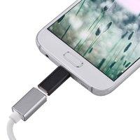 VBESTLIFE Telefon Adaptörü Mikro USB Erkek USB 3.0 Tip-C Dişi Adaptör Dönüştürücü Sync Şarj Bağlayıcı Android için