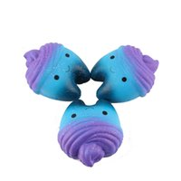 hot sale 12 cm Galaxy Teeth Cake Scented Squishy Slow Rising...