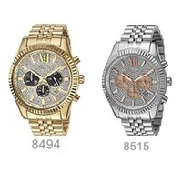Fashion classic business big Dial Watch 8494 8515 + Original...
