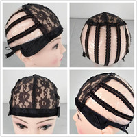 ZhiFan Spandex Dome Wig Cap Strap Wholesale Adjustable Wigs ...