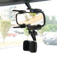 Car Phone Holder 360 Degrees For Apple iPhone Samsung GPS Sm...