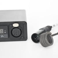 16mm 20mm Riscaldatore a spirale per Honeybird Delux Dnail Digital Elettrodi per unghie Bobina fai da te Smoker D Bobina per quarzo TC titanio Unghie