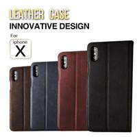 Реальный кожаный телефон бумажник Case для Iphone Apple 6 6 S Plus 7 8 Plus X Samsung S8 Plus Note8 Лучший роскошный мобильный чехол кошелек карты Solt стенд