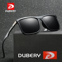 6896a7700c9 New Arrival. DUBERY Men s Sunglasses Polarized Brand Designer Aluminum Sun  glasses ...