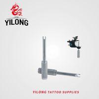 Yilong جديد الأعلى المهنية المقاوم للصدأ آلة الوشم أداة المحرك بار منظم الوشم هيئة الفن شحن مجاني