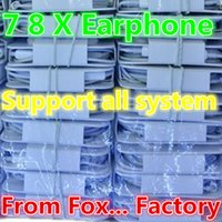 Cellphone Earphone From Fox 100% Genuine Original OEM Wired ...