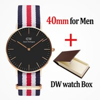 2019 hot Brand luxury watches Famous 40mm men watches 36mm W...