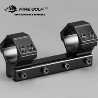30mm One Piece Low Profile Dovetail Scope Mount Rings Adapte...