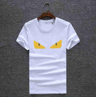 White colors New Men Women short sleeve T shirt rivet little...