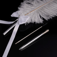 High Quality Vintage Quill Pen Quill- pen Gel Pens European R...