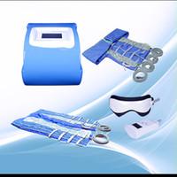 24 hava çanta pressoterapi battaniye Hava Basıncı Pressoterapi Güzellik Masaj Ekipmanları vücut zayıflama makinesi yağ yakma ekipmanları