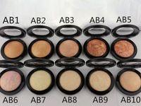 Marque Mineralize Skinfinish Poudre Naturelle Bronze Cheeky Doux et Doux Marque Visage Poudre Compacte 10g 2019