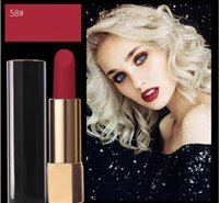 factory Outlet newest A+ + + + top quality rouge velvet lipstick...