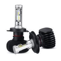 120W 20000LM H1 H4 H7 H11 9005 9006 9007 في canbus LED مصباح المصباح سيارة كيت شعاع لمبات الأبيض 6000K