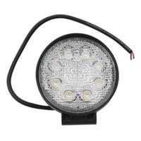 PAMPSEE 1 stücke 4 inch 24 Watt LED Arbeitslicht 12 V ~ 30 V DC LED Offroad Licht Für Boot Lkw Anhänger SUV ATV LED Nebelscheinwerfer Wasserdicht
