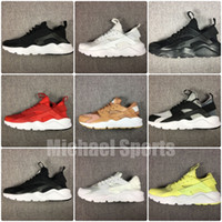 With Box New huarache 2018 running shoes Sports Shoes for me...