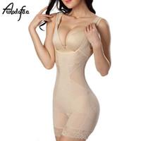 67309b97260 Venta caliente de la manera Sexy primavera mujeres de alta calidad Bodysuits  Slim Corset adelgaza trajes