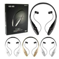 HBS 900 Wireless Sport Neckband Headset In- ear Headphone Blu...