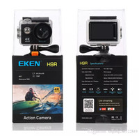 100% originale EKEN H9 H9R Action camera Ultra HD 4K / 25fps WiFi 2.0