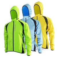 Wholesale- 2017 Breathable Windproof Running Jacket Cycling ...