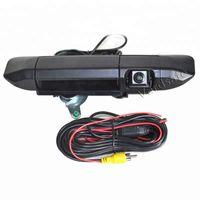 Vardsafe VS457 | Carro Tailgate Handle Reversa câmera de segurança para Tacoma Caminhonetes (2005-2014) | RCA Connector