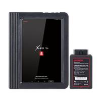 إطلاق X431 V + Wifi Bluetooth Tablet نظام كامل السيارات OBD2 الماسح ECU الترميز أداة تشخيص المسح الضوئي متعدد اللغات