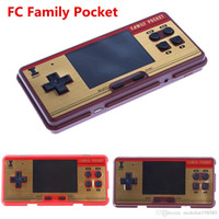 Portable Handheld Game Player FC Games Console Children Vide...