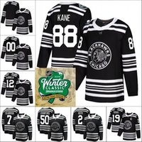 2019 Winter Classic 12 Alex DeBrincat Chicago Blackhawks Patrick Kane Duncan  Keith Jonathan Toews Brent Seabrook Corey Crawford Saad Jerseys 712952941